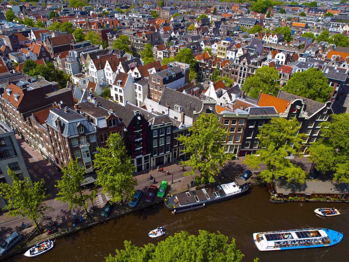 амстердам факты статистика