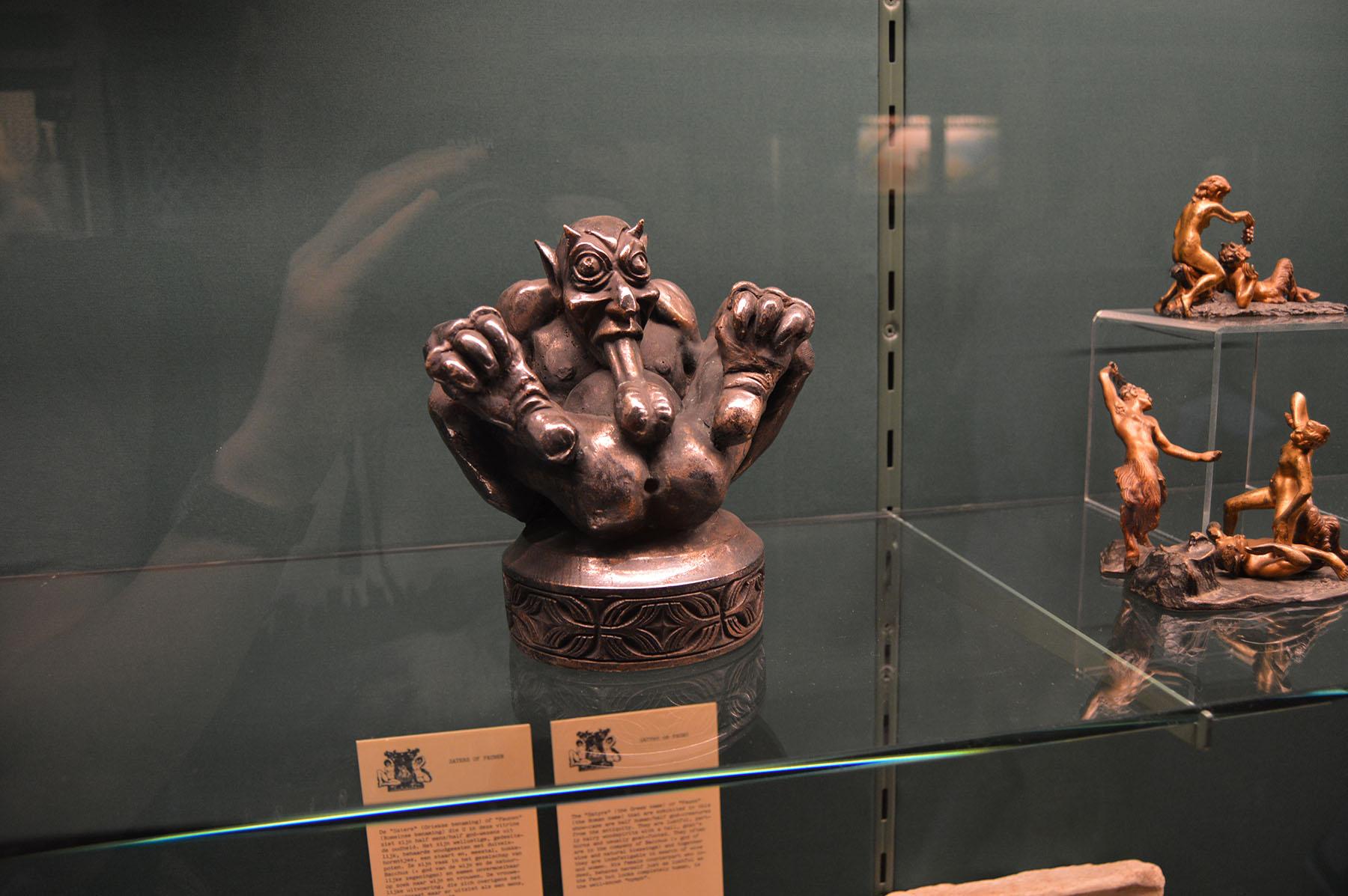 сталкивались этим секс экспонаты и экспозиции пообещала что