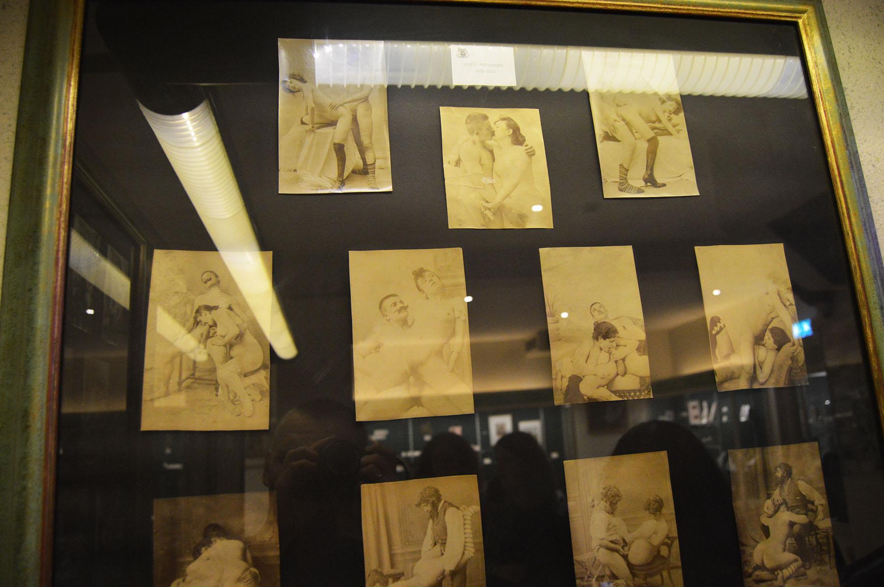 Дрочит исторический музей порно экспонаты заставку